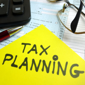 what is tax planning